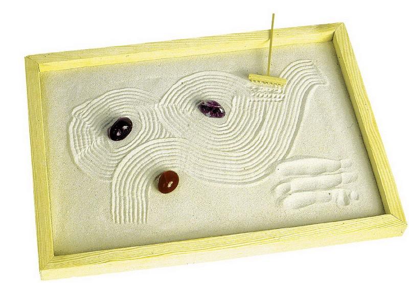 zen garten hellbraun in wettingen kaufen bei. Black Bedroom Furniture Sets. Home Design Ideas