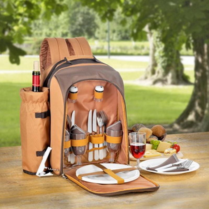 Picknick Rucksack für 4 Personnen BB