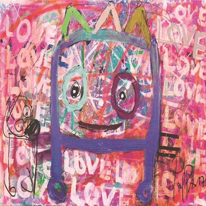 PAVA love love love Servietten (20Stk)