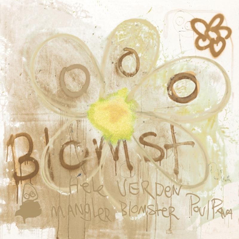 PAVA more flowers-beige Servietten 20S