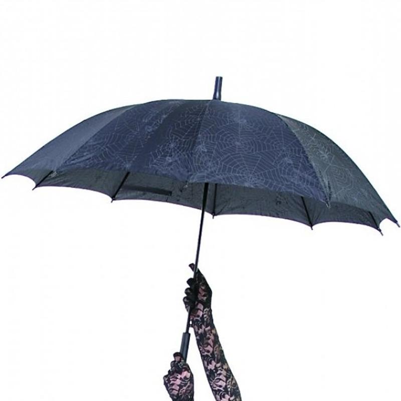 Schirm (Stockschirm) SPIDER schwarz