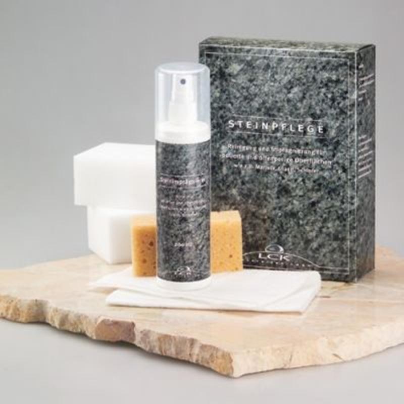 Stein-Pflegeset für Marmor, Granit etc.