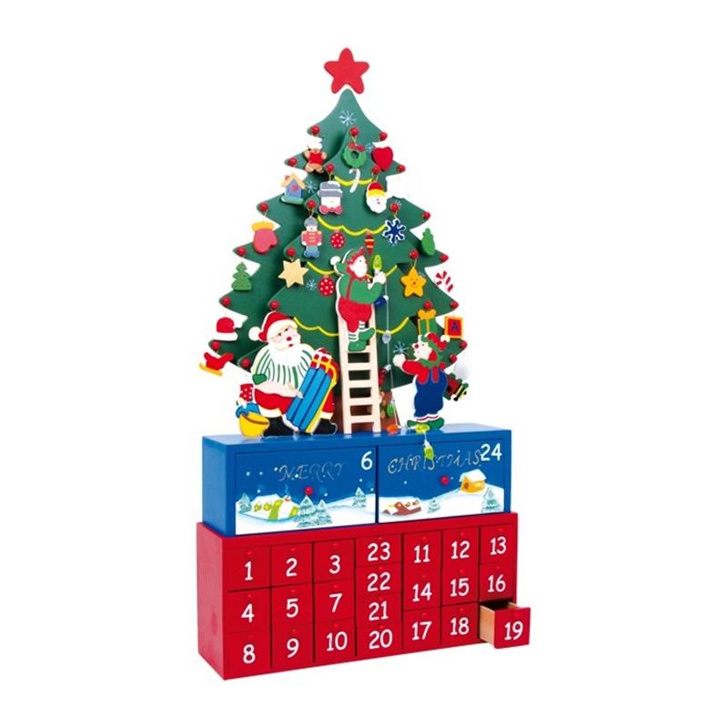 Weihnachtskalender -Tannenbaum-