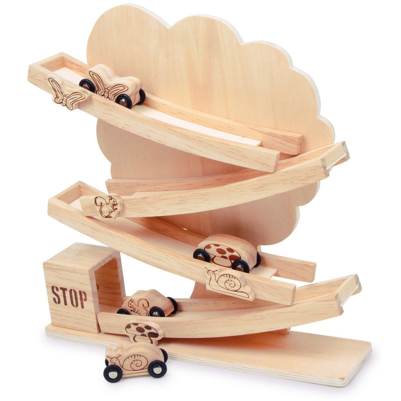 Baumbahn, Kinder Spielzeug aus Holz