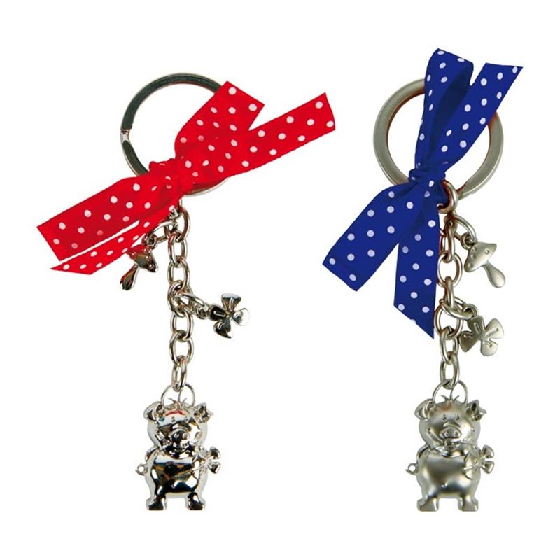 Schlüsselanhänger, Lucky, Set mit 2 Stk.
