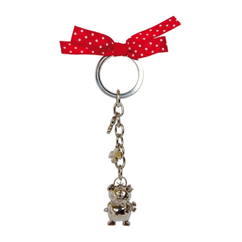 Schlüsselanhänger, Lucky, Glanz