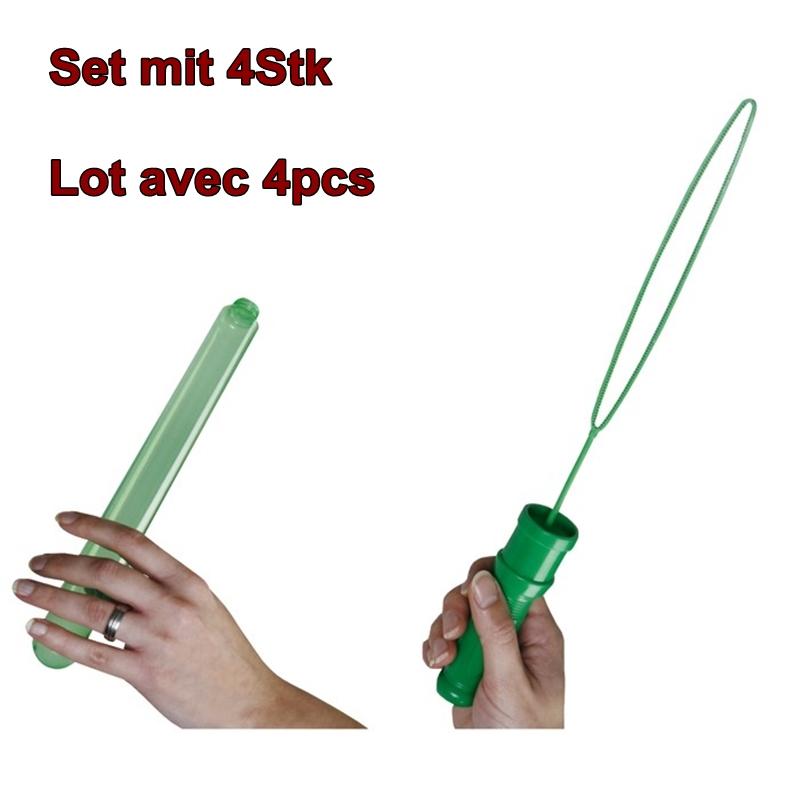 Seifenblasen Schwert, 4Stk.
