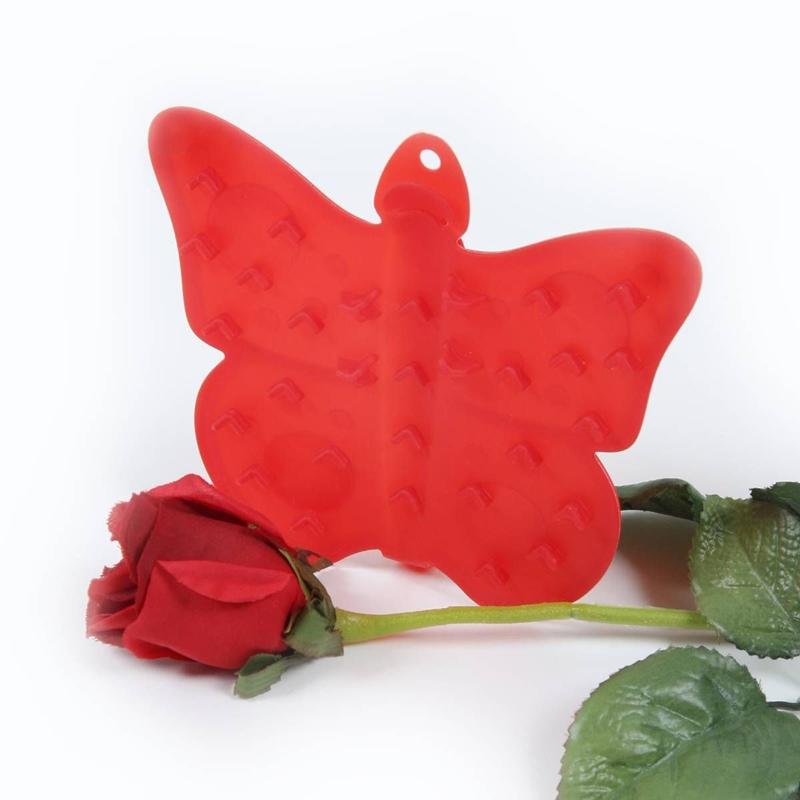 Papillon Dornen-, Arbeitshandschuh Rot