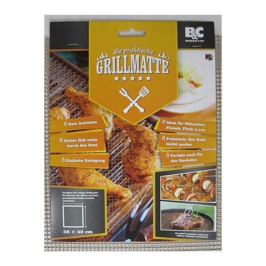 Grill- und Ofenmatte (BBQ Backpapier E)