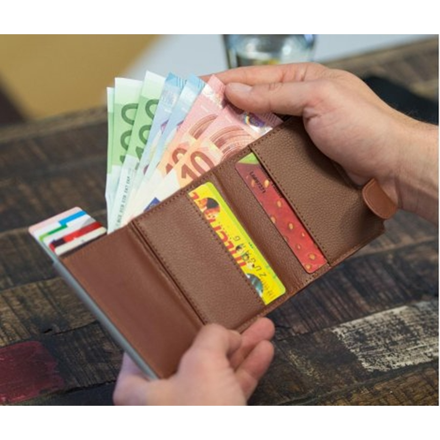Card Guard, RFID Save Wallet, Small, BR
