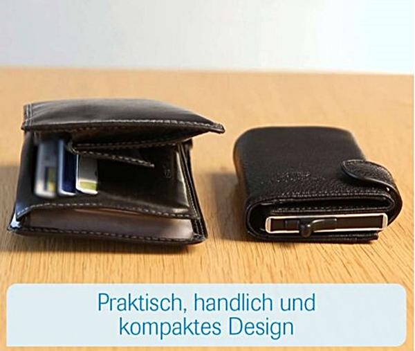 Card Guard, RFID Save Wallet, Small, BL