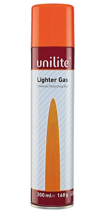 Feuerzeug Nachfüllgas UNILITE, 300ml