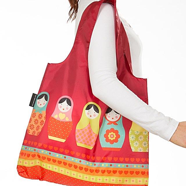 Plastiksack alternative Tasche,Des-EKB16